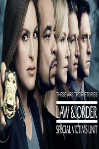 """LAW AND ORDER: SPECIAL VICTIMS UNIT -- Pictured: """"Law and Order: Special Victims Unit"""" Key Art -- (Photo by: NBCUniversal)"""